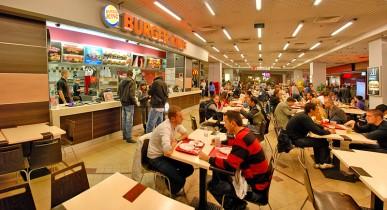 Burger King – к.к. Слънчев Бряг