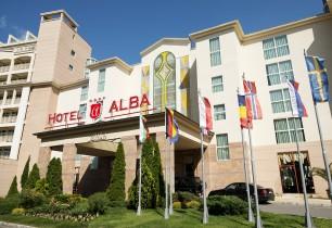 Хотел Алба – к.к Слънчев Бряг